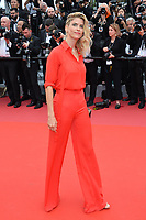 "CANNES, FRANCE. May 08, 2018: Alice Taglioni at the gala screening for ""Everybody Knows"" at the 71st Festival de Cannes"