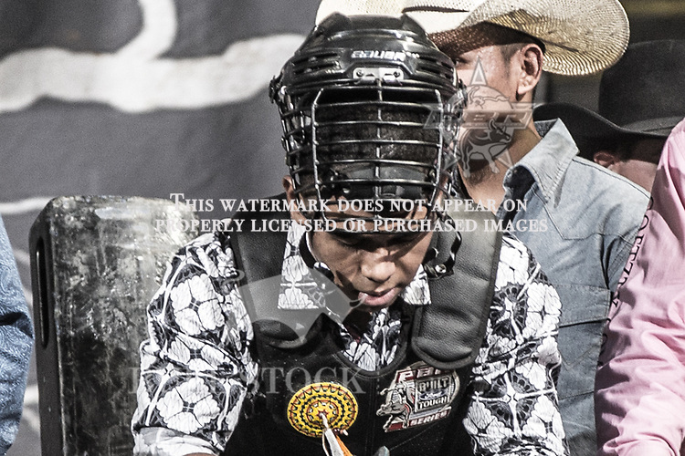 Keyshawn Whitehorse during the first round of the PBR Real Time Pain Relief Velocity Tour event in  Portland, ME - Photo by Andre Silva