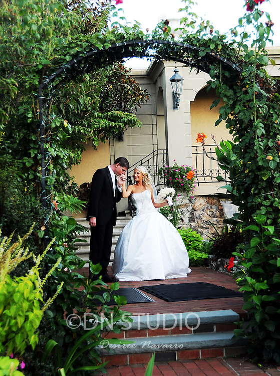 The wedding reception of Sheri Iannone and Robert Lovisek, Jr. at Jericho Terrace (249 Jericho Turnpike) Mineola, New York on Sunday, September 5, 2010. ..