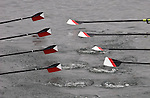 Oar blades, oars, Rowing, race, Opening Day Regatta, Seattle, Washington,