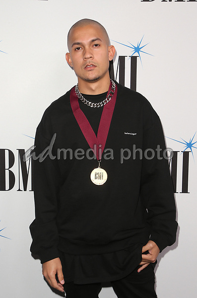 14 May 2019 - Beverly Hills, California - Tainy. 67th Annual BMI Pop Awards held at The Beverly Wilshire Four Seasons Hotel. Photo Credit: Faye Sadou/AdMedia