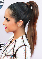 LOS ANGELES, CA, USA - NOVEMBER 23: Becky G arrives at the 2014 American Music Awards held at Nokia Theatre L.A. Live on November 23, 2014 in Los Angeles, California, United States. (Photo by Xavier Collin/Celebrity Monitor)