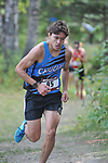 Dennis Miles of Chugiak placed 20th with at time of 17:09.97 at  the Palmer Invitational Saturday, Sept 2, 2017.  Photo for the Star by Michael Dinneen