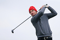 James Fox (Portmarnock) during the QF matchplay at the 2018 West of Ireland, in Co Sligo Golf Club, Rosses Point, Sligo, Co Sligo, Ireland. 02/04/2018.<br /> Picture: Golffile | Fran Caffrey<br /> <br /> <br /> All photo usage must carry mandatory copyright credit (&copy; Golffile | Fran Caffrey)