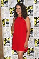 SAN DIEGO - July 21:  Melissa Ponzio at Comic-Con Friday 2017 at the Comic-Con International Convention on July 21, 2017 in San Diego, CA