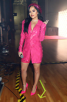 NEW YORK  NY- APRIL 6: Becky G at Beautycon Festival NYC 2019 Day 1 at the Javits Center in New York City on April 6, 2019.      <br /> CAP/MPI/WG<br /> &copy;WG/MPI/Capital Pictures