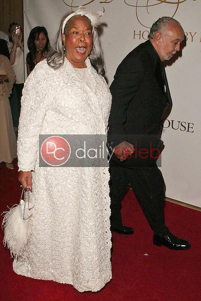 Della Reese and husband