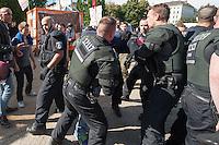 2014/08/27 Berlin | Flüchtlingsprotest