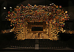 'Matilda' Set Model at Curtain Up: Celebrating the Last 40 Years of Theatre in New York and London Exhibition on June 14, 2017 at the New York Public Library for the Performing Arts at Lincoln Center.