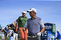 Padraig Harrington (IRL) walks off the 15th tee during Thursday's Round 1 of the Dubai Duty Free Irish Open 2019, held at Lahinch Golf Club, Lahinch, Ireland. 4th July 2019.<br /> Picture: Eoin Clarke | Golffile<br /> <br /> <br /> All photos usage must carry mandatory copyright credit (© Golffile | Eoin Clarke)