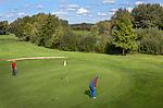 ELST - green hole 9 . Golfbaan Landgoed Welderen. COPYRIGHT  KOEN SUYK
