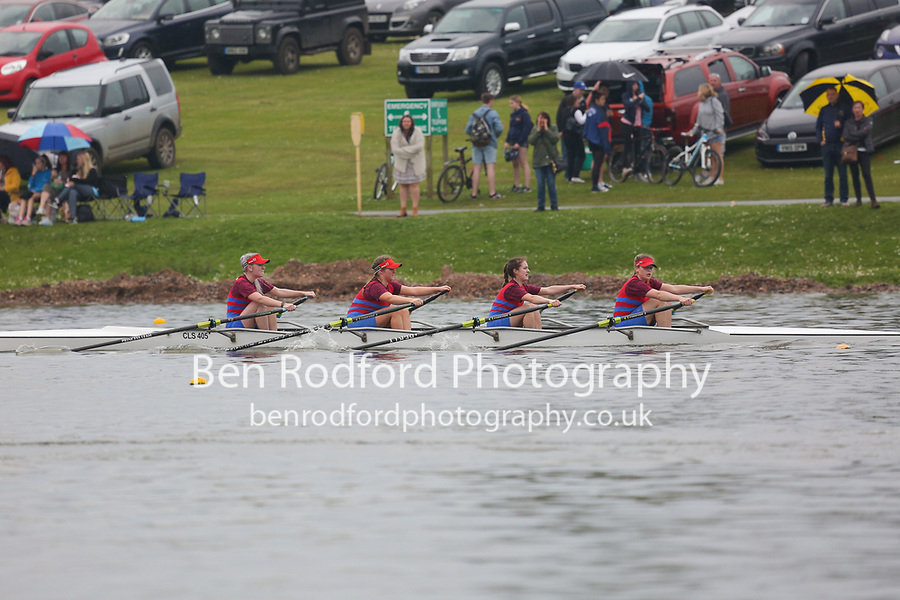 Race: 79 Event: W J16 4x- Final B <br /> <br /> Junior Inter Regional Regatta 2018<br /> <br /> To purchase this photo, or to see pricing information for Prints and Downloads, click the blue 'Add to Cart' button at the top-right of the page.