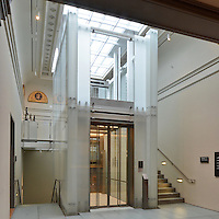 Yale Art Gallery East Elevator | Assignment for Eklund's Inc.