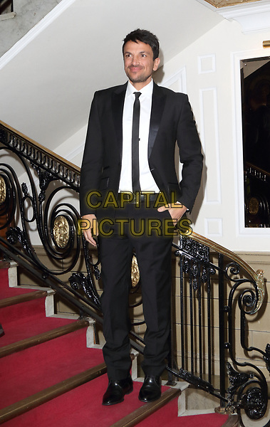 Peter Andre at the National Film Awards at the Porchester Hall, London on  Wednesday 28 March 2018 <br /> CAP/ROS<br /> &copy;ROS/Capital Pictures