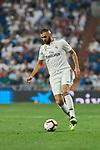 Real Madrid's Karim Benzema during La Liga match. September 01, 2018. (ALTERPHOTOS/A. Perez Meca)