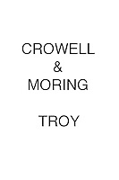 Crowell & Moring TROY