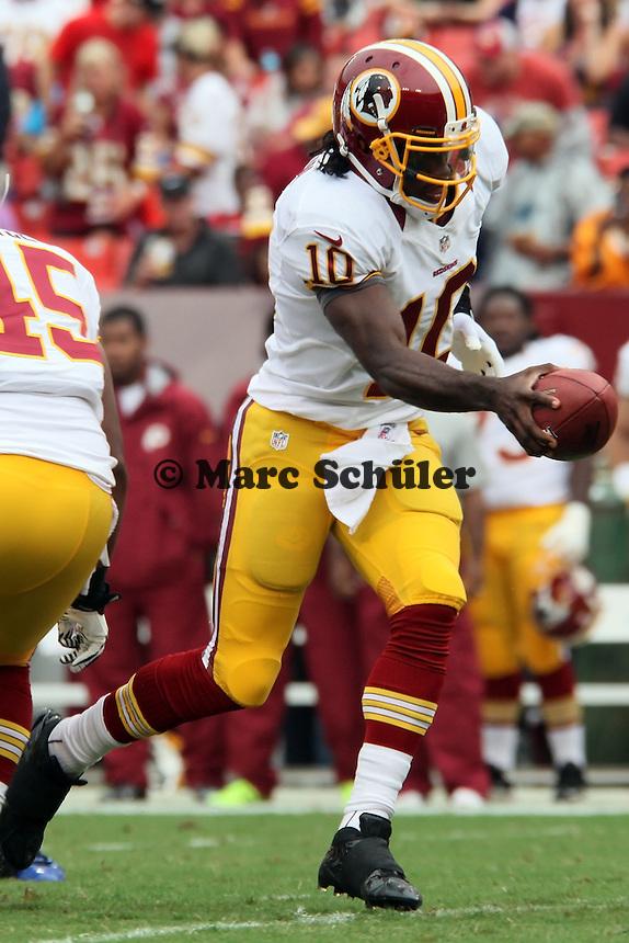 QB Robert Griffin III (Redskins)