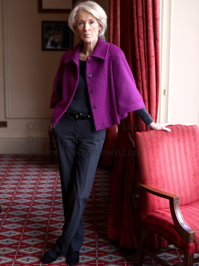 Joanna Trollopenovelist and author  at The Oxford Literary Festival 2010.CREDIT Geraint Lewis
