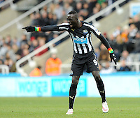 Papiss Cisse of Newcastle United
