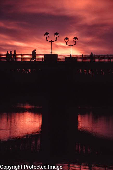 Salamanca, River Tormes