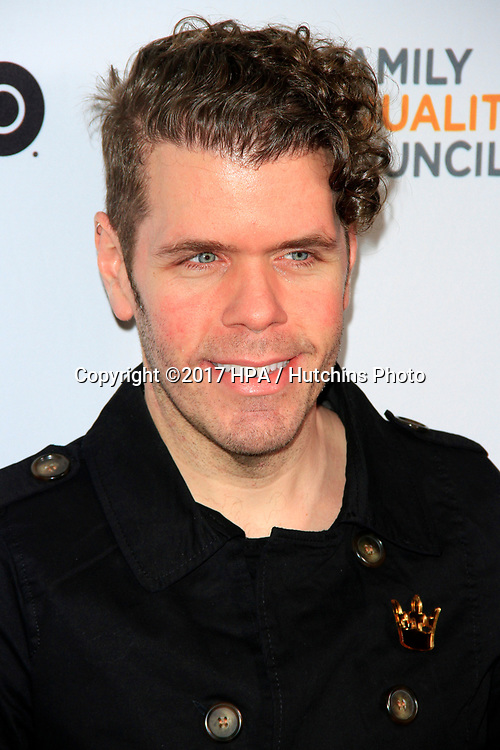 LOS ANGELES - MAR 11:  Perez Hilton at the Family Equality Council's Annual Impact Awards at the  Beverly Wilshire Hotel on March 11, 2017 in Beverly Hills, CA