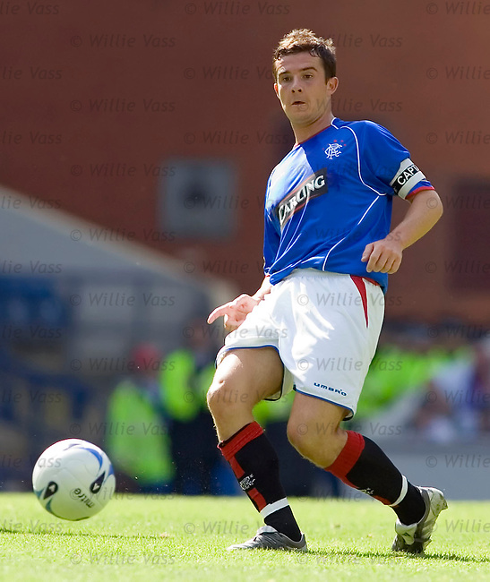 Barry Ferguson, Rangers.stock season 2005-2006.pic willie vass