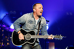 SIOUX FALLS, SD - MARCH 29:  Chris  Tomlin performs at the Denny Sanford Premier Center Sunday night March 29, 2015. (Photo by Dave Eggen/Inertia)