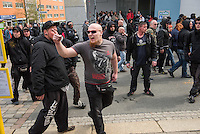 2016/05/01 Plauen | Nazi-Demonstration | III. Weg