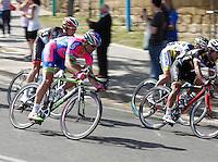 NAPOLI 04/05/2013 PRIMA TAPPA  CIRCUITO NAPOLI 968 GIRO D'ITALIA.NELLA FOTO IN VIA PETRARCA.FOTO CIRO DE LUCA