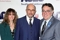 BEVERLY HILLS, CA - DECEMBER 3: Ruby Christine Schiff, Richard Schiff, Hector Villagra, at ACLU SoCal's Annual Bill Of Rights Dinner at the Beverly Wilshire Four Seasons Hotel in Beverly Hills, California on December 3, 2017. Credit: Faye Sadou/MediaPunch /NortePhoto.com NORTEPHOTOMEXICO