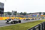 F1 Race Start - Jenson Button (GBR),  McLaren F1 Team <br />  Foto © nph / Mathis