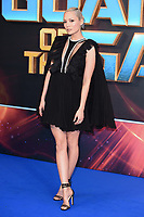 Pom Klementieff at the European premiere for &quot;Guardians of the Galaxy Vol.2&quot; at the Hammersmith Apollo, London, UK. <br /> 24 April  2017<br /> Picture: Steve Vas/Featureflash/SilverHub 0208 004 5359 sales@silverhubmedia.com