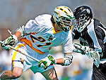 2010-04-03 NCAA: Binghamton at Vermont Men's Lacrosse