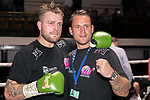 Danny Couzens vs Spiros Demetriou Southern Area title eliminator 10x3 - Cruiserweight Contest During Goodwin Boxing - Date With Destiny. Photo by: Simon Downing.<br /> <br /> Saturday September 23rd 2017 - York Hall, Bethnal Green, London, United Kingdom.