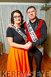 "Aileen and Paul Riordan ready to dance at the Tralee Musical Society ""Strictly Come Dancing"" Mr and Mrs in Ballyroe Heights Hotel on Saturday."