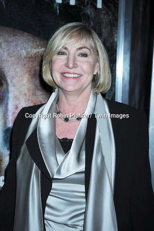 """Producer Leslie Holleran attending The New York Special Screening of """"Hanna"""" starring Saoirse Ronan and Eric Bana on April 6, 2011 at The Regal Union square Stadium 14 in New York City."""