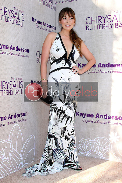 Lindsay Price at the 14th Annual Chrysalis Butterfly Ball, Private Residence, Los Angeles, CA 06-06-15<br /> David Edwards/DailyCeleb.com 818-249-4998