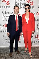 Harold PARISOT - Juliette BINOCHE - Chinese Business Club a l'occasion de la Journee Internationale de la Femme - 8 mars 2017 - Paris - France