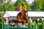 Day 5. Royal Windsor Horse Show. Windsor. Berkshire. UK.Rolex Grand Prix.CSI5*. Yuri Manser riding Vitiki. BRA.13/05/2018. ~ MANDATORY Credit Elli  Birch/Sportinpictures - NO UNAUTHORISED USE - 07837 394578