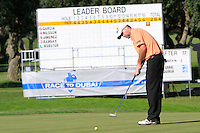 Kenneth Ferrie (ENG) during the final day of the  Andalucía Masters at Club de Golf Valderrama, Sotogrande, Spain. .Picture Denise Cleary www.golffile.ie