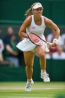 England, London, 28.06.2014. Tennis, Wimbledon, AELTC, Angelique Kerber (GER)<br /> Photo: Tennisimages/Henk Koster