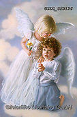 CHILDREN, KINDER, NIÑOS, paintings+++++,USLGSK0126,#K#, EVERYDAY ,Sandra Kock, victorian ,angels