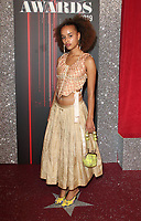 Tallia Grant at The British Soap Awards 2019 arrivals. The Lowry, Media City, Salford, Manchester, UK on June 1st 2019<br /> CAP/ROS<br /> ©ROS/Capital Pictures