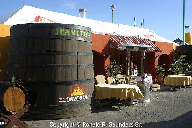 The yearly San Felipe Shrimp Festival.