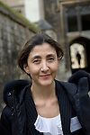 Ingrid Betancourt at Christ Church during the Sunday Times Oxford Literary Festival, UK, 2-10 April 2011. <br />