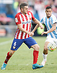 Atletico de Madrid's Koke Resurrecccion during La Liga match. April 23,2016. (ALTERPHOTOS/Acero)