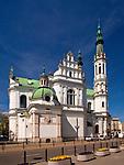 Kości&oacute;ł Najświętszego Zbawiciela w Warszawie, Polska<br /> Church of the Holiest Saviour, Warsaw, Poland