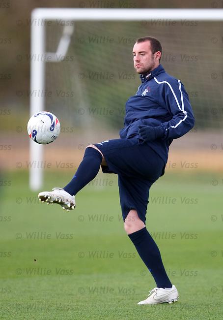 Kris Boyd at training