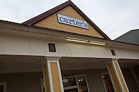A Carter's store is pictured at the Settlers' Green Outlet Village in North Conway, New Hampshire Thursday June 13, 2013.