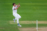 Picture by Alex Whitehead/SWpix.com - 22/04/2018 - Cricket - Specsavers County Championship Div One - Yorkshire v Nottinghamshire, Day 3 - Emerald Headingley Stadium, Leeds, England - Yorkshire's Josh Shaw bowls.